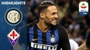 Inter 2-1 Fiorentina | Icardi and D'Ambrosio win it! | Serie A