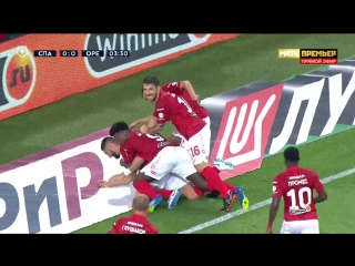 4' Самуэль Жиго (1-0)