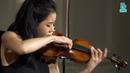 Violin Sonata No.3 Op.45 1 2 mov [Violin Zia Shin] VSALON 신지아 바이올린