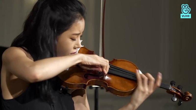 E.Grieg Violin Sonata No.3 Op.45 12 mov [Violin Zia Shin] VSALON 신지아 바이올린