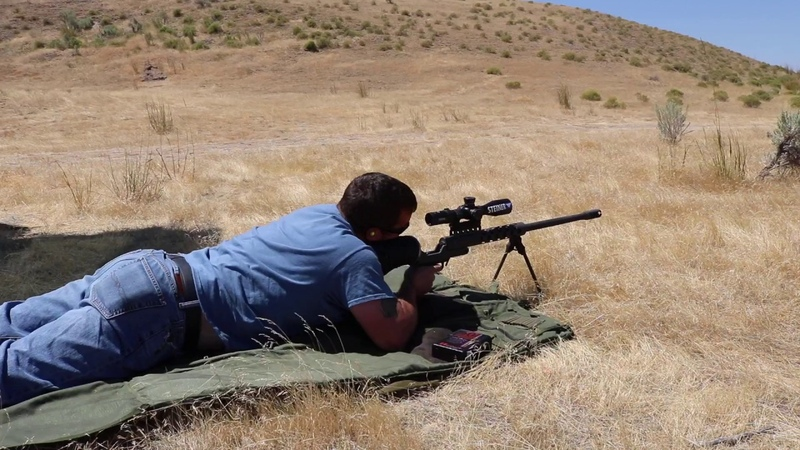 A .50 BMG for Everyone Serbus Lightweight, Single-Shot RN-50 — Full Review