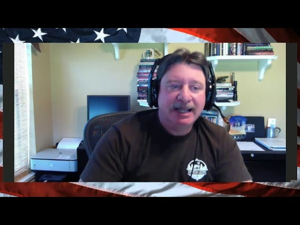 Mark Taylor - Deep State Kicking Screaming – Christians Need to Walk in Faith