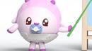 Малышарики - новые серии - Пальчики - Развивающие мультики для самых маленьких