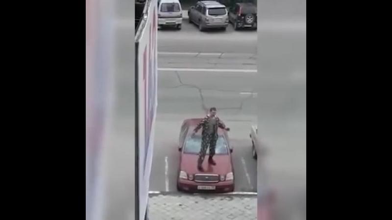Пьяный суперзлодей