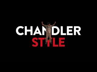 """Промо сериала """"друзья"""" на канале """"comedy central uk"""" - chandler style"""