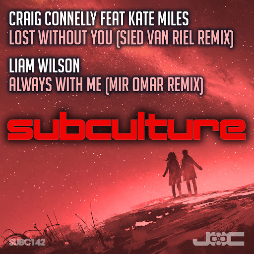 Craig Connelly альбом Subculture Remix Sampler Vol. 1