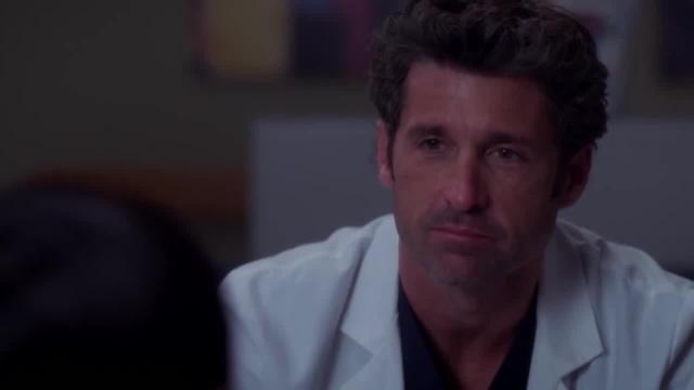 Grey's Anatomy Derek Shepherd