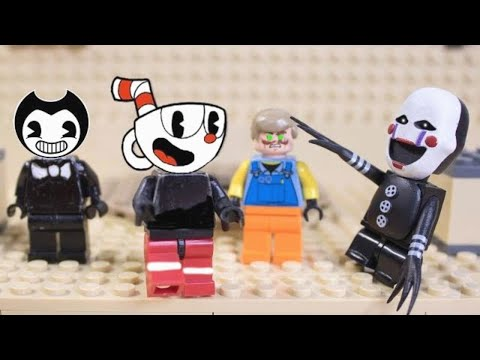 Lego Cuphead Brothers in Arms Dagames Song Full Version