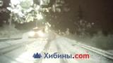 в Мурманске снежно