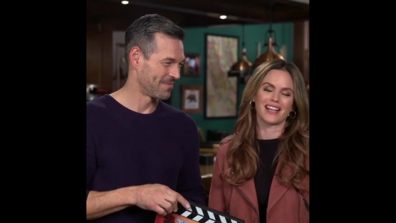 Take Two ABC - Join Eddie Cibrian and Rachel Bilson