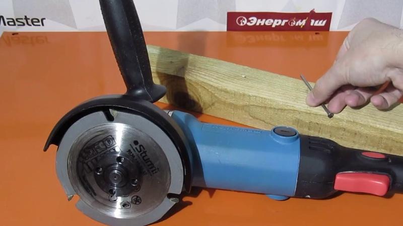 Какой диск по дереву выбрать для УШМ Трехзубый диск для древесины Sturm