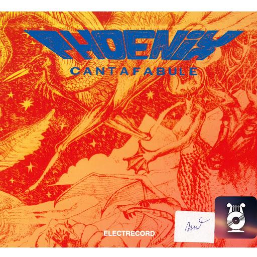 Phoenix альбом Cantafabule