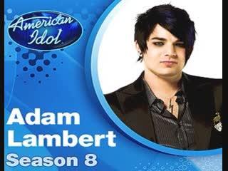 American Idol - Adam Lambert's Audition s8e3 Air 20.01.09 - MTV Russia