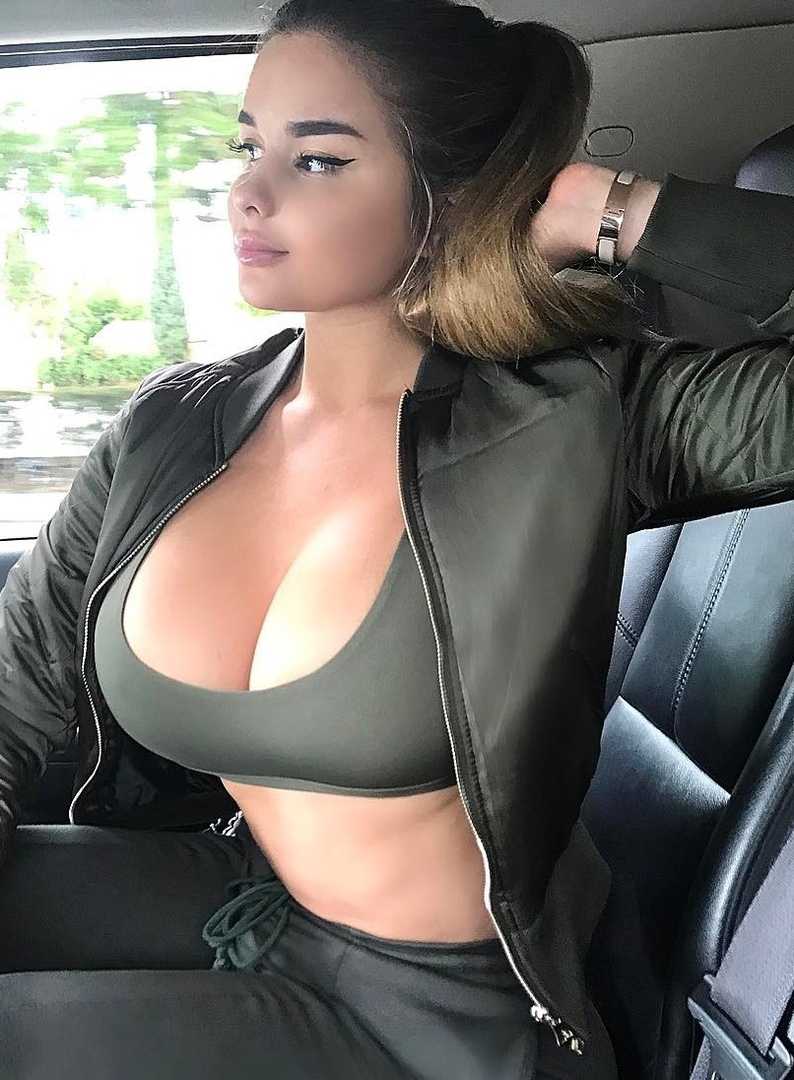 Wifeys tits while prego after feeding