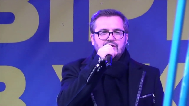 Олександр Пономарьов - Прапор України (Сіверодонецьк) 17.03.2019