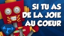 Si Tu As D'la Joie Au Cœur (Version avec Paroles) | Kids Super Songs Français