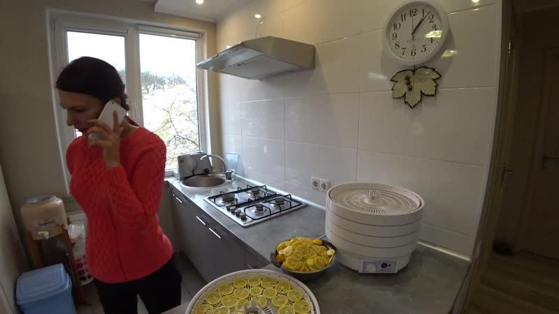 Как сушить лимоны, санкции в Крыму, подключила монетизацию