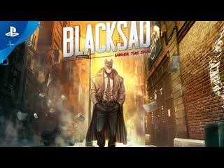 Blacksad under the skin - story trailer ps4