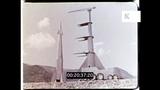 Science Fiction Rocket Launch, Space Race, 50s, 60s, Russia, HD