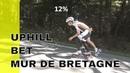 Mur de Bretagne on inline skate pascal briand vlog 166