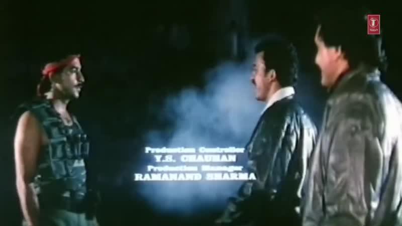 1 Tridev - Title Song - Naseeruddin Shah, Sunny Deol, Jackie Shroff