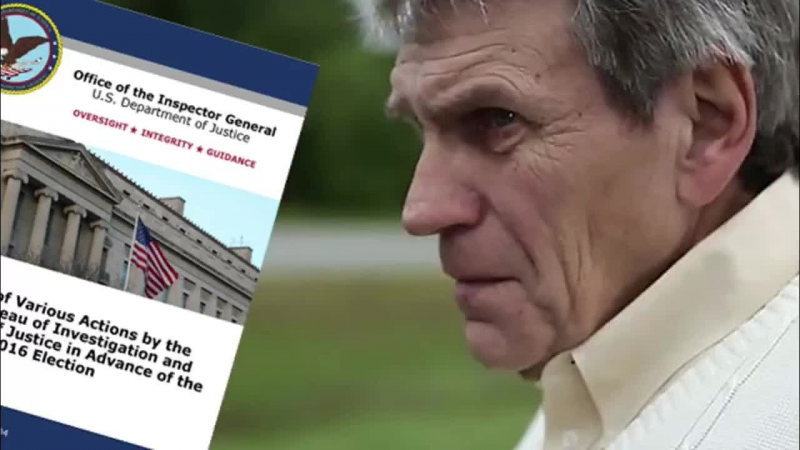 Larry Nichols on the OIG DOJ Report, Hillary's Email Server, Anthony Bourdain and Arkancide