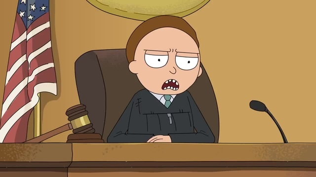 Рик и Морти | Самый Гуманный Суд в Мире |