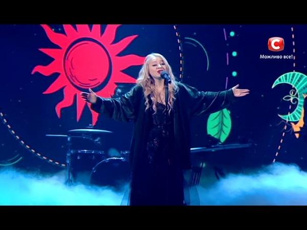 Vivienne Mort - Іній. Евровидение 2017. Третий полуфинал