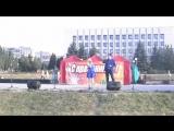 Клименко Валерий и Захарова Анна - Я не могу сказать тебе (Эмин, Лорак)