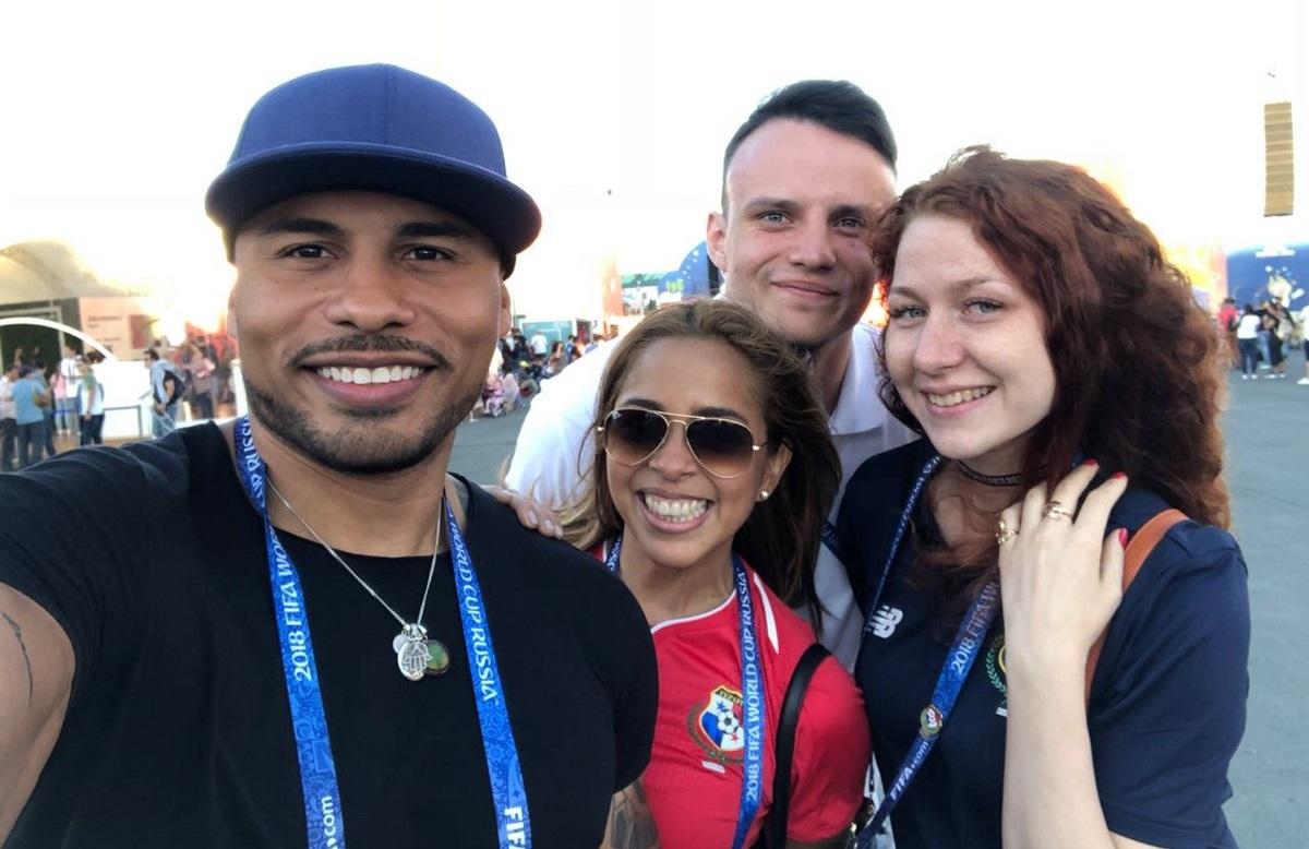 Переводчиком панамской сборной на чемпионате мира работает уроженка Михайловского района