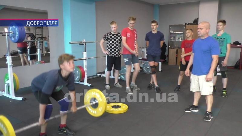 Перемогу на Всеукраїнських іграх з важкої атлетики виборов мешканець Добропілля