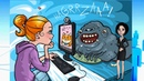 Ролик о защите персональных данных в сети интернет для детей Упр. Роскомнадзора по ПК