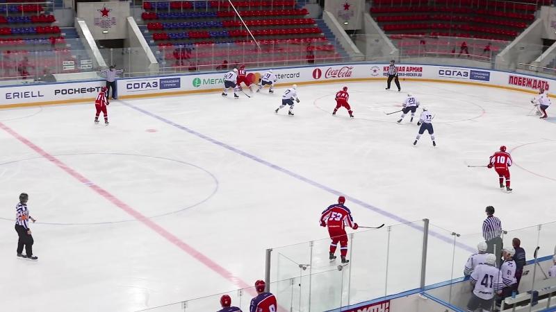 ЦСКА – Адмирал – 1:2Б. Обзор матча » Freewka.com - Смотреть онлайн в хорощем качестве