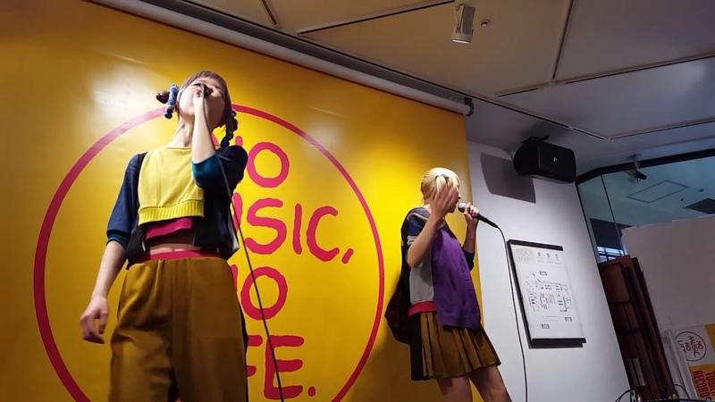 2016.04.23 『11』 おやすみホログラム @タワーレコード横浜ビブレ店