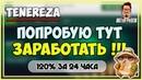 НОВИНКА! Высокодоходный проект Tenereza.top - Зарабатываем 20 за 24 часа! / ArturProfit