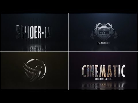 Cinematic Hero Logo