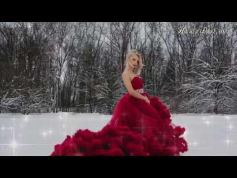 Розы на снегу Анжелика Агурбаш