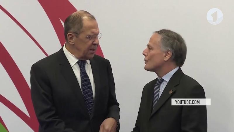 Сергей Лавров о заявлении ОБСЕ по Приднестровью