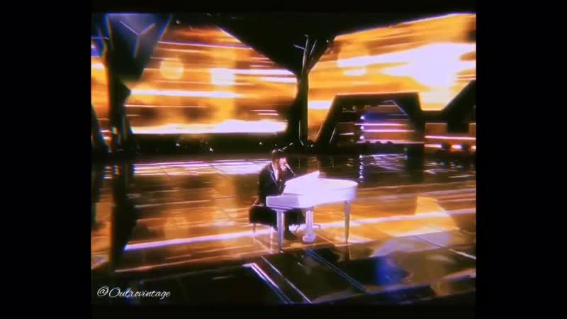 90s heartthrob Kim Seokjin sings to his new song Epiphany
