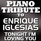Piano Tribute Players альбом Tonight I'm Loving You - Single