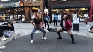 180504 Red Spark (레드스파크) 4MINUTE - 미쳐 (Crazy) cover dance 홍대