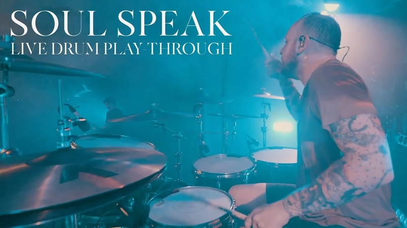 Our Last Night - Soul Speak (Live Drum Playthrough by Tim Molloy)