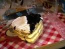 Зебра черное-белое печенье печеньице Zebra black and white cookie cookies