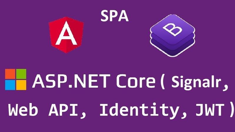 Разработка SPA приложения (настройка Angular 7) Часть 4