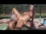 Sally D'Angelo - Hot Tub Girls...like it wet Voyeur