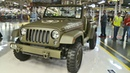 Jeep Celebrates 75 Years with this Willys MB-inspired Concept