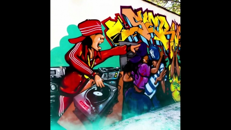 Here is my animated DJ MPNRG Street Jam with Stomp Music