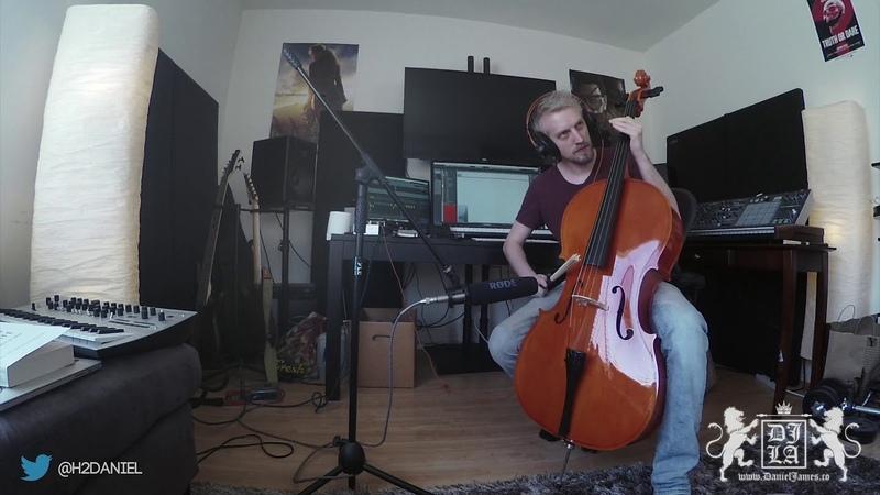 Ballista Cello DJ Stickato Technique