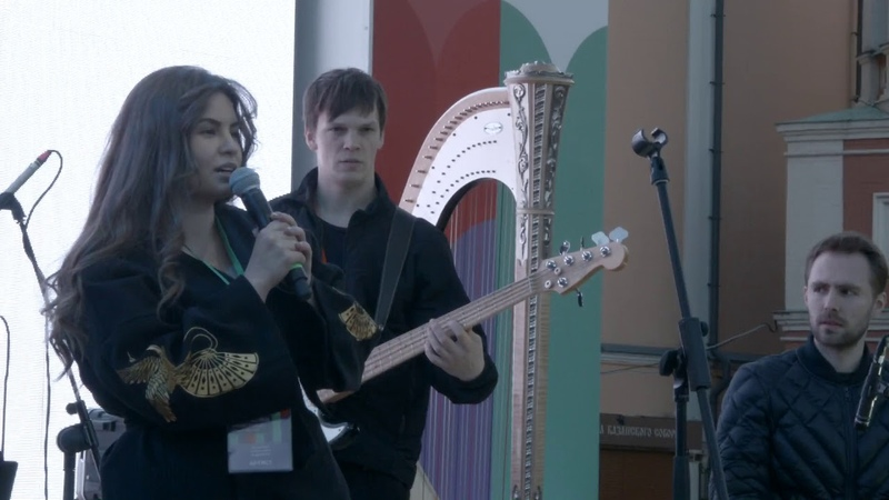 Концерт памяти Ильи Кормильцева на Красной площади - NEW Extended Version!