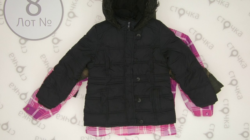 CH Puffa Extra W*8,сток одежда